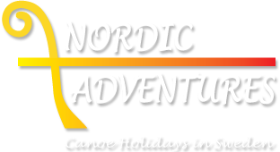Nordic Adventures - Canoe Holidays In Sweden